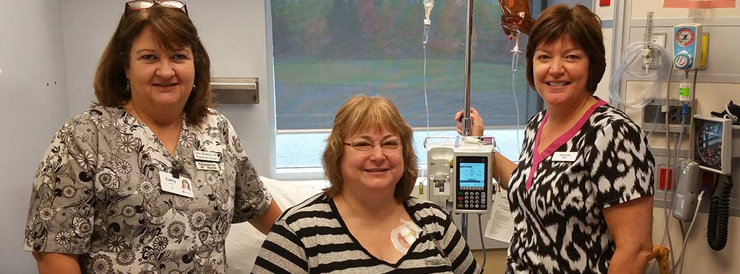 First Pompe Patient Treated in New Brunswick