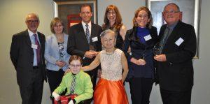 2016 Rare Disease Rarity Heroes Award Recipients