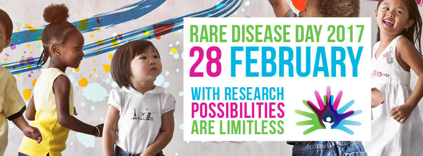 Rare Disease Day 2017 from CAP