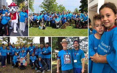 CAP Walks for Muscular Dystrophy in 2018
